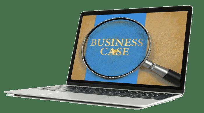 Mehr zu Business Case erfahren