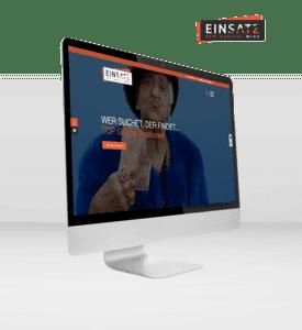 Zur SEO Marketing Website